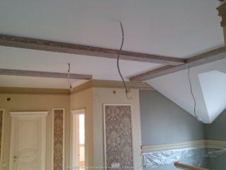 Балки на гипсокартонном потолке DSC_0487