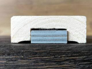 Конфигурация потолочной рейки