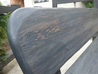 Массивные столы из дерева